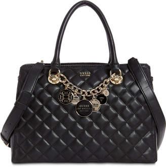 GUESS Victoria Luxury Chain Satchel