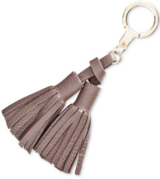 kate spade new york Double Leather Tassel Keychain $48 thestylecure.com