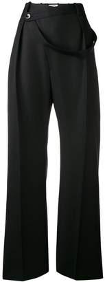 Jil Sander loose tailored trousers