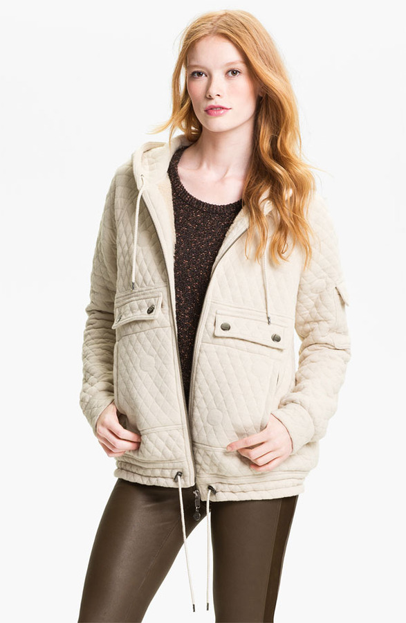 Marc by Marc Jacobs 'Gwen' Quilted Jacket
