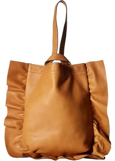 Loeffler Randall - Ruffle Wristlet Wristlet Handbags