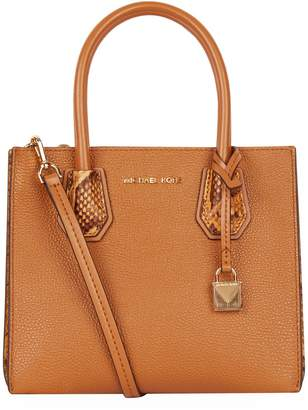 MICHAEL Michael Kors Medium Leather Mercer Cross Body Bag