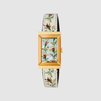 Gucci G-Frame watch, 21x40mm