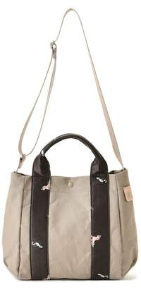 Russet (ラシット) - ラシット CANVAS TOTE Mini(WOODLANDER)/(CE-501)