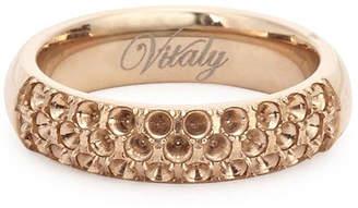 Vitaly Anti-Stone Ring Gold
