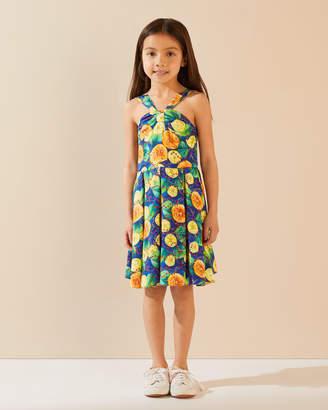 Jigsaw Citrus Soft Bow Front Dress