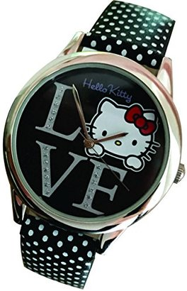 Avon Hello Kitty Love Faux Leather Wrist Watch