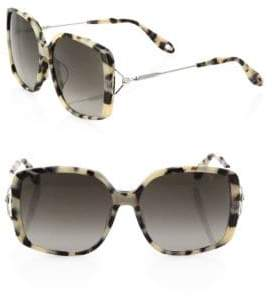 Givenchy 58MM Oversized Square Sunglasses