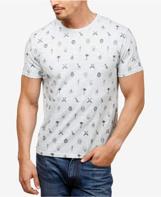 Lucky Brand Men's Printed T-Shirt