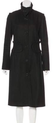 Cacharel Wool-Blend Coat