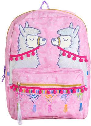Accessory Innovations Llama Backpack - Girl's