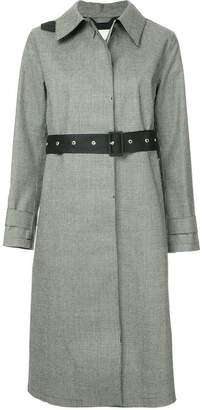 MACKINTOSH tweed trench coat