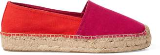 Ralph Lauren Joanne Color-Block Espadrille