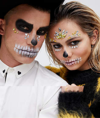 Asos Design DESIGN Makeup Halloween kit - haunted
