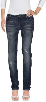 Ab/Soul Denim pants - Item 42551347SW