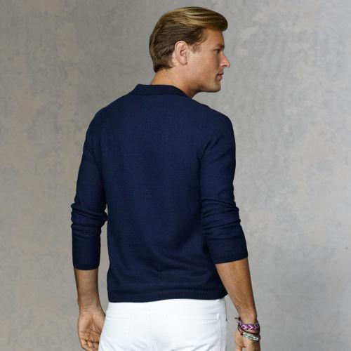 Polo Ralph Lauren Linen-Cashmere Sweater