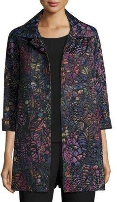 Caroline Rose Mix & Mingle Party Jacket, Multi, Petite $221 thestylecure.com