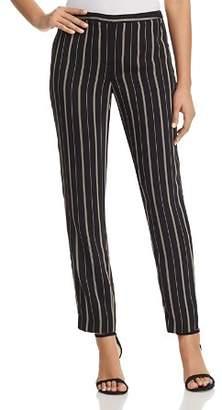 T Tahari Ivana Striped Pants