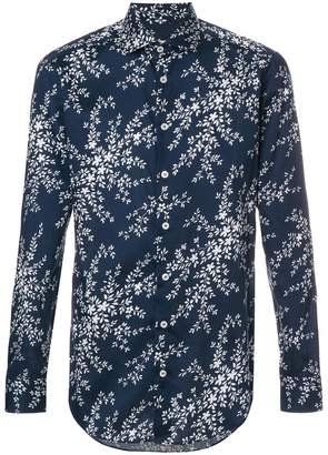 Etro floral-print shirt