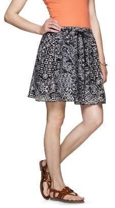 Xhilaration Gypsy Skirt