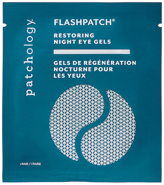 Patchology FlashPatch Restoring Night Eye Gels 5 Pack.