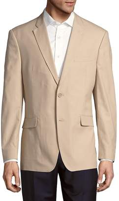 Tommy Hilfiger Men's Slim-Fit Notch Collared Sportcoat