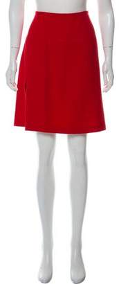 Giorgio Armani Knee-Length A-Line Skirt