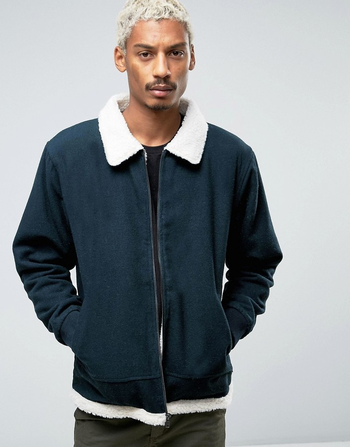 StussyStussy Wool Workwear Jacket