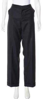 Boy By Band Of Outsiders Mid-Rise Wool Pants