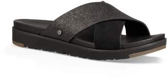 UGG Kari Glitter Slide Sandal