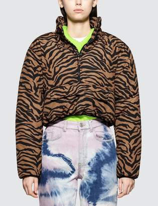 Puffa Ashley Williams Tiger Puffer Jacket