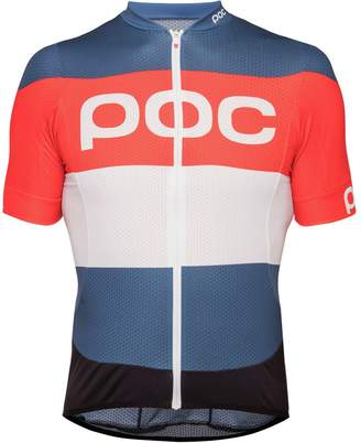 Poc POC Essential Road Logo Jersey - Men's