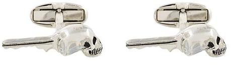 Paul Smith Paul Smith skull key cufflinks
