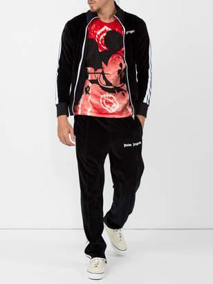 Palm Angels Turtle neck sports jacket