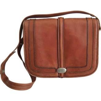 Lancel Leather Crossbody Bag