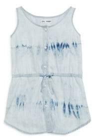 DL Premium Denim Toddler's& Little Girl's Charlie Tank Dress
