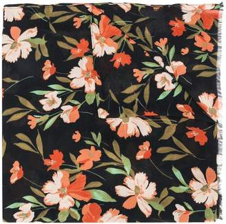Twin-Set floral scarf