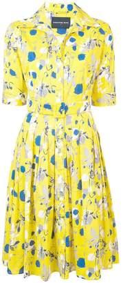 Samantha Sung floral printed summer dress