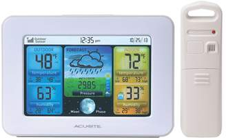 DAY Birger et Mikkelsen Acurite AcuRite Digital Wireless Color Weather Station with Auto Dim