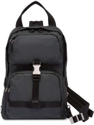 Prada Fabric Backpack