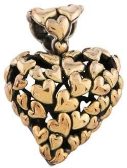 John Hardy Heart Pendant