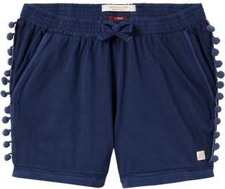 Scotch & Soda Jersey Pompom Shorts