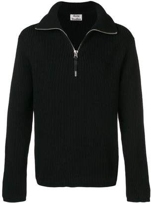 Acne Studios classic fisherman sweater