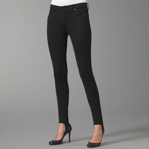 7 For All Mankind Skinny Stirrup Pants