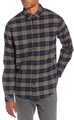 Rails Forrest Regular Fit Plaid Flannel Sport Shirt