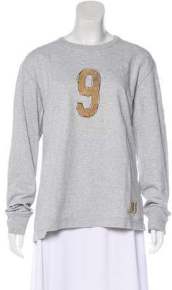 Dolce & Gabbana Long Sleeve Knit Sweater