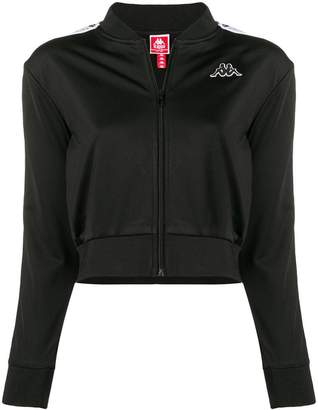Kappa cropped sports jacket
