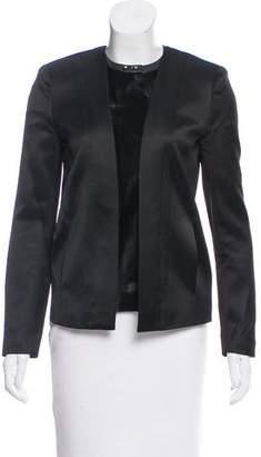 J Brand Ponyhair Paneled Jacket