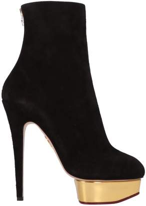 Charlotte Olympia Ankle boots