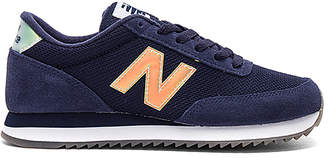 New Balance 501 Sneaker in Navy $70 thestylecure.com